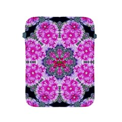 Fantasy Cherry Flower Mandala Pop Art Apple Ipad 2/3/4 Protective Soft Cases