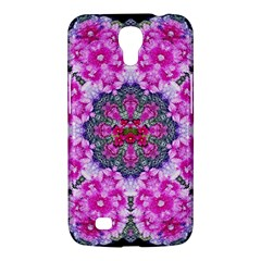Fantasy Cherry Flower Mandala Pop Art Samsung Galaxy Mega 6 3  I9200 Hardshell Case