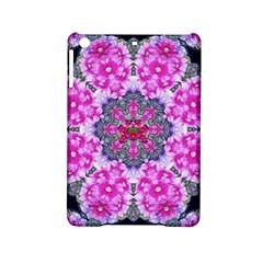 Fantasy Cherry Flower Mandala Pop Art Ipad Mini 2 Hardshell Cases