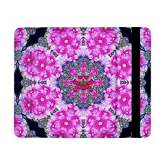 Fantasy Cherry Flower Mandala Pop Art Samsung Galaxy Tab Pro 8 4  Flip Case