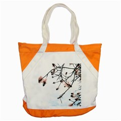 Spring Time Accent Tote Bag