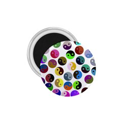 Multi Ying Yang 1 75  Magnets