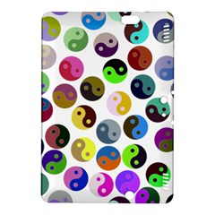 Multi Ying Yang Kindle Fire Hdx 8 9  Hardshell Case