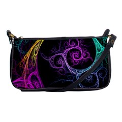 Colorful Bright Tone  Shoulder Clutch Bags