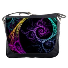 Colorful Bright Tone  Messenger Bags