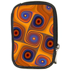 Lines Patterns Background  Compact Camera Cases