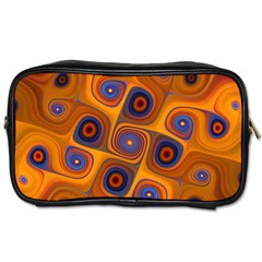 Lines Patterns Background  Toiletries Bags 2 Side