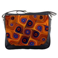 Lines Patterns Background  Messenger Bags