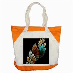Sheet Shape Shadow  Accent Tote Bag
