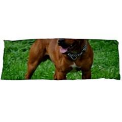 4 Full Staffordshire Bull Terrier Body Pillow Case (dakimakura)