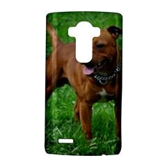 4 Full Staffordshire Bull Terrier Lg G4 Hardshell Case