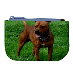 4 Full Staffordshire Bull Terrier Large Coin Purse