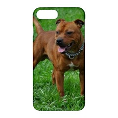 4 Full Staffordshire Bull Terrier Apple Iphone 7 Plus Hardshell Case