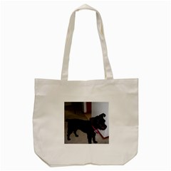 Bouvier Shaved Tote Bag (cream)