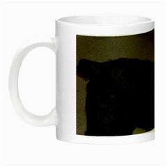 Bouvier Shaved Night Luminous Mugs