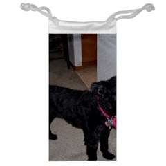 Bouvier Shaved Jewelry Bag