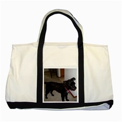 Bouvier Shaved Two Tone Tote Bag