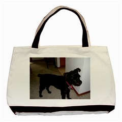 Bouvier Shaved Basic Tote Bag (two Sides)