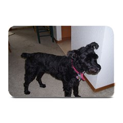 Bouvier Shaved Plate Mats