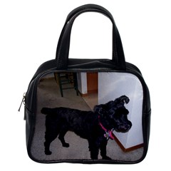 Bouvier Shaved Classic Handbags (one Side)