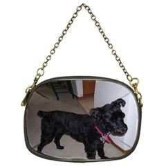 Bouvier Shaved Chain Purses (one Side)