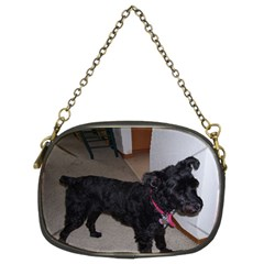 Bouvier Shaved Chain Purses (two Sides)