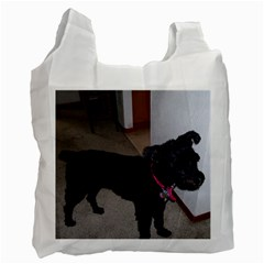 Bouvier Shaved Recycle Bag (one Side)