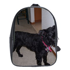 Bouvier Shaved School Bag (large)