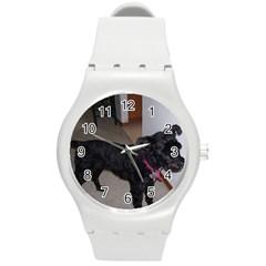 Bouvier Shaved Round Plastic Sport Watch (m)