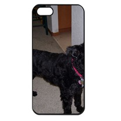 Bouvier Shaved Apple Iphone 5 Seamless Case (black)