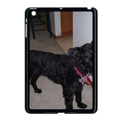 Bouvier Shaved Apple Ipad Mini Case (black)