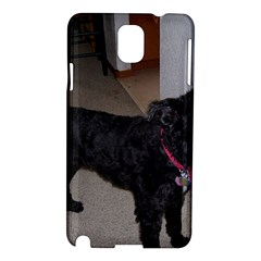 Bouvier Shaved Samsung Galaxy Note 3 N9005 Hardshell Case