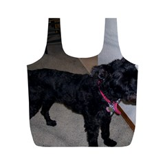 Bouvier Shaved Full Print Recycle Bags (m)