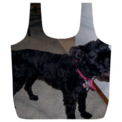 Bouvier Shaved Full Print Recycle Bags (l)