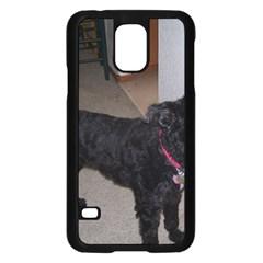Bouvier Shaved Samsung Galaxy S5 Case (black)
