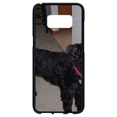 Bouvier Shaved Samsung Galaxy S8 Black Seamless Case