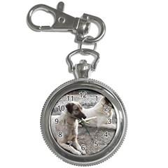 2 Anatolians Key Chain Watches