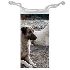 2 Anatolians Jewelry Bag