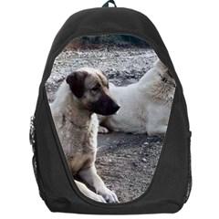 2 Anatolians Backpack Bag