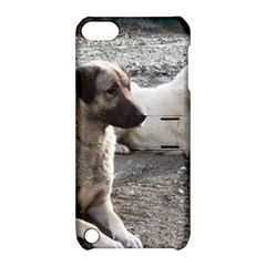 2 Anatolians Apple Ipod Touch 5 Hardshell Case With Stand