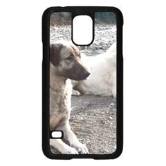 2 Anatolians Samsung Galaxy S5 Case (black)