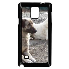 2 Anatolians Samsung Galaxy Note 4 Case (black)