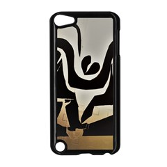 With Love Apple Ipod Touch 5 Case (black)