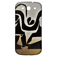 With Love Samsung Galaxy S3 S Iii Classic Hardshell Back Case