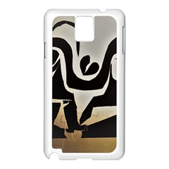 With Love Samsung Galaxy Note 3 N9005 Case (white)