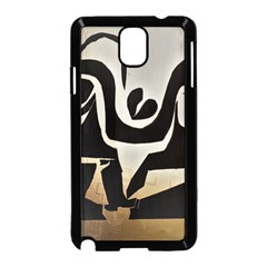 With Love Samsung Galaxy Note 3 Neo Hardshell Case (black)