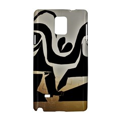 With Love Samsung Galaxy Note 4 Hardshell Case