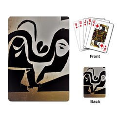 With Love Playing Card