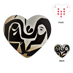 With Love Playing Cards (heart)
