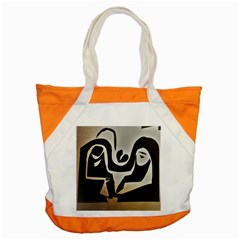 With Love Accent Tote Bag